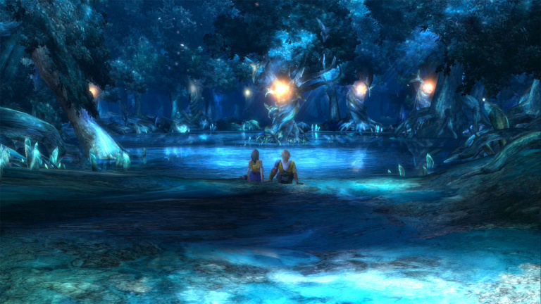 Journey et Final Fantasy X HD listés sur Steam
