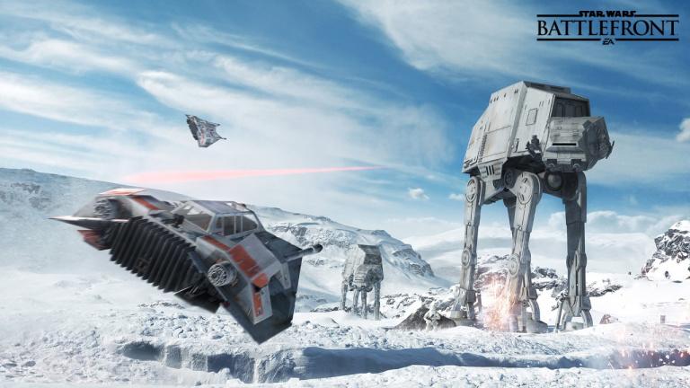 EA : Star Wars Battlefront manquerait de profondeur pour les joueurs hardcore