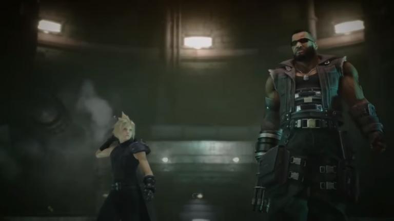 Final Fantasy VII Remake utilise l'Unreal Engine 4