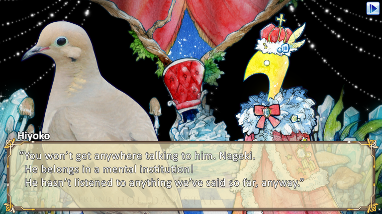 Hatoful Boyfriend : Holiday Star sortira le 15 décembre sur PC