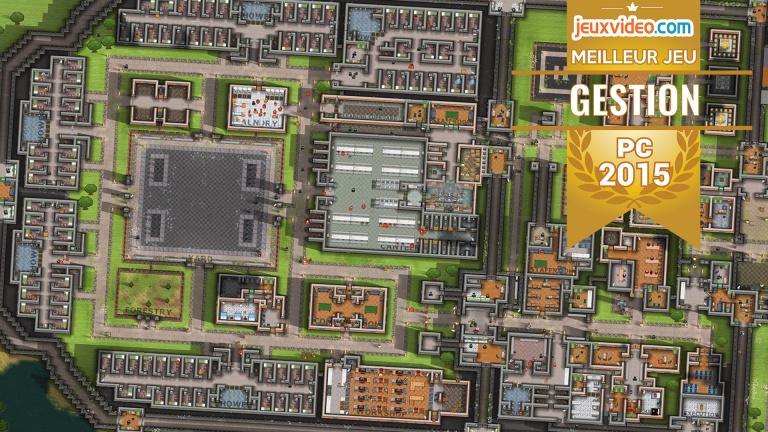 Les meilleurs jeux de Gestion de 2015 sur PC