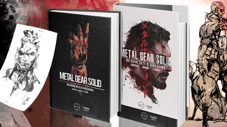 Metal Gear Solid : La version définitive chez Third Editions
