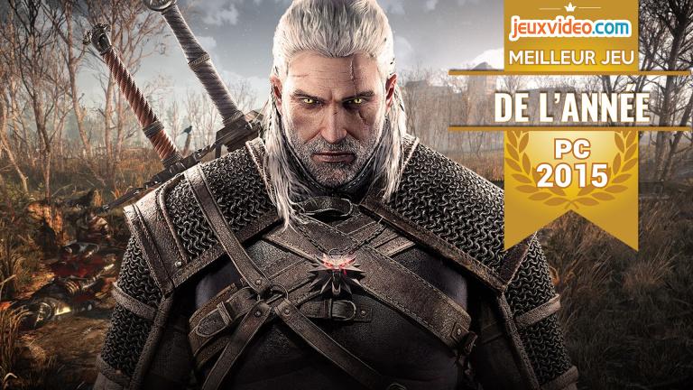 Le jeu PC de l'année 2015