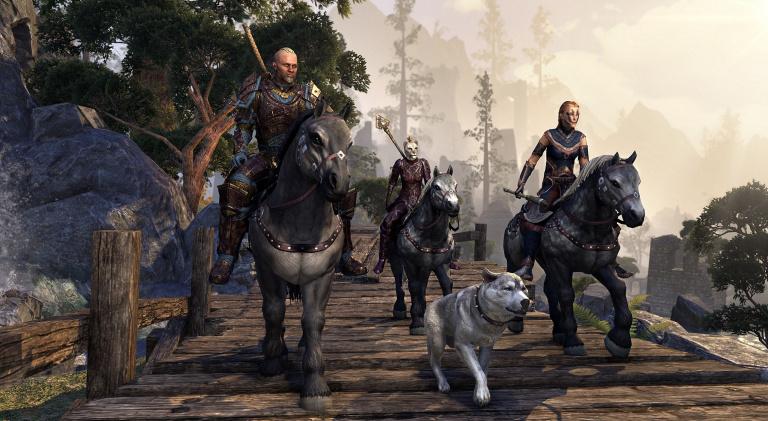 TESO : Un week-end gratuit sur Xbox One et PC