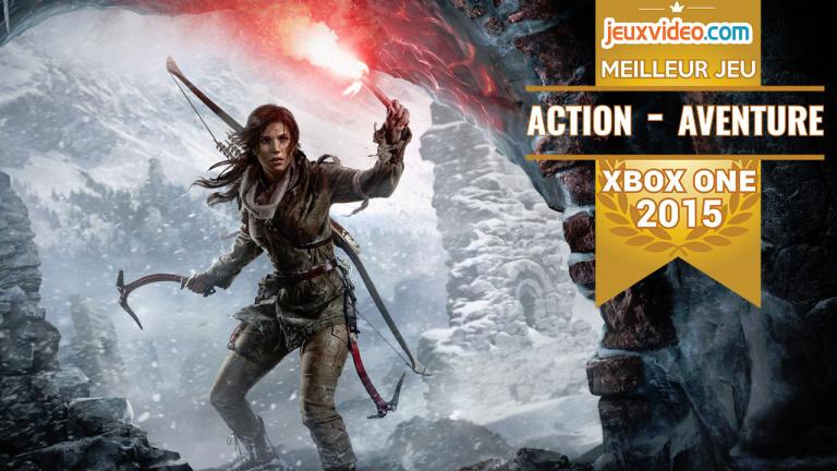 xbox one les meilleurs jeux de 2015 le meilleur jeu action aventure. Black Bedroom Furniture Sets. Home Design Ideas