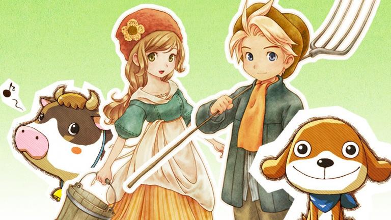 Une sortie en boîte et en français pour Story of Seasons