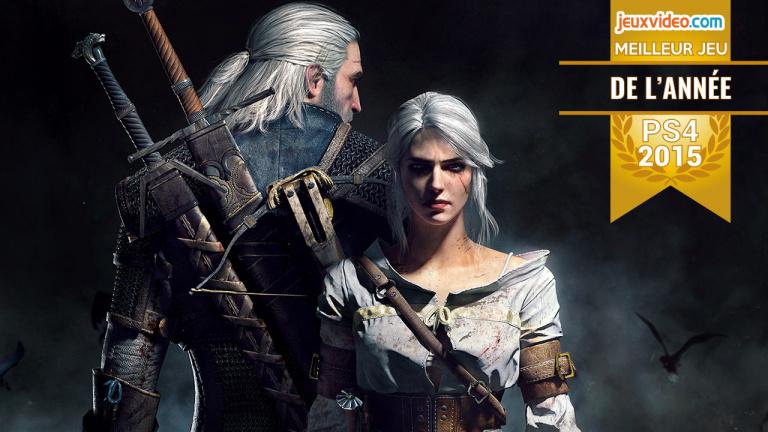 Le jeu de l'année 2015 sur PS4
