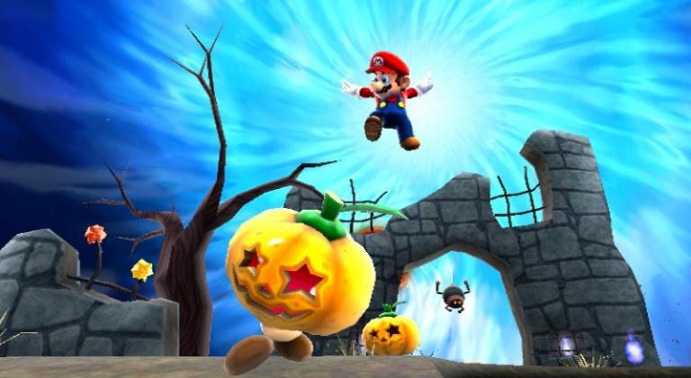 Super Mario Galaxy débarquerait sur Wii U