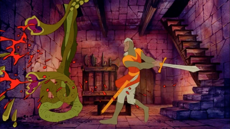 Le film Dragon's Lair réussit son Kickstarter