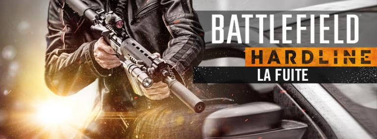 Battlefield Hardline : La Fuite prévu pour janvier 2016