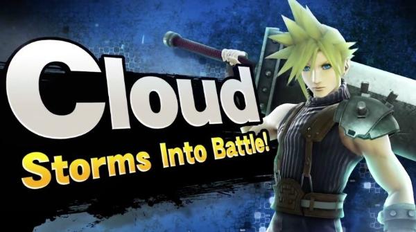 Super Smash Bros. : Cloud disponible, Bayonetta pour conclure