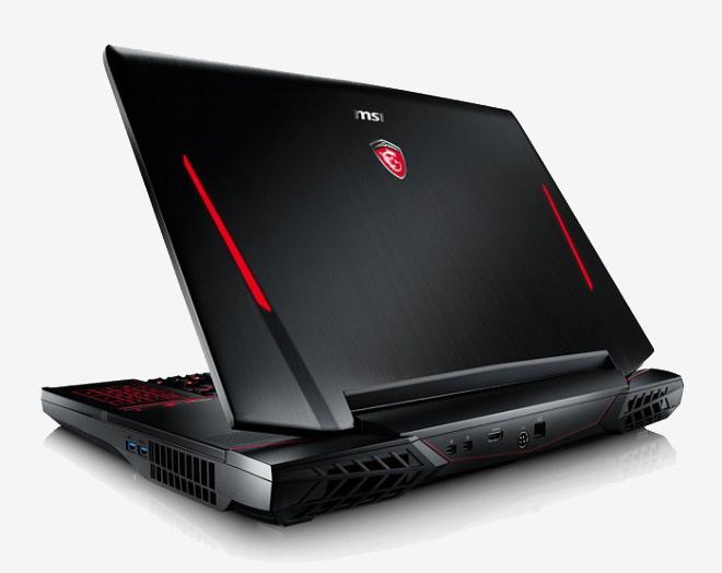 Deux GTX 980 Desktop dans un PC portable : MSI dit oui !
