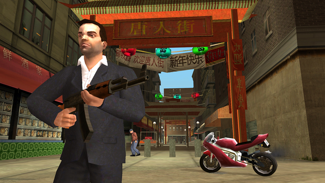 GTA Liberty City Stories disponible dès aujourd'hui sur iOS