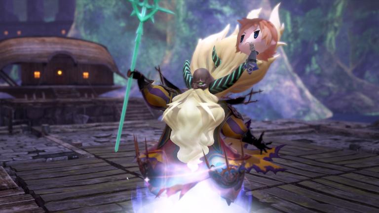 World of Final Fantasy : Faris, Yuna et Sherlotta rejoignent le casting