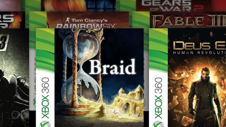 16 nouveaux titres rétrocompatibles annoncés sur Xbox One