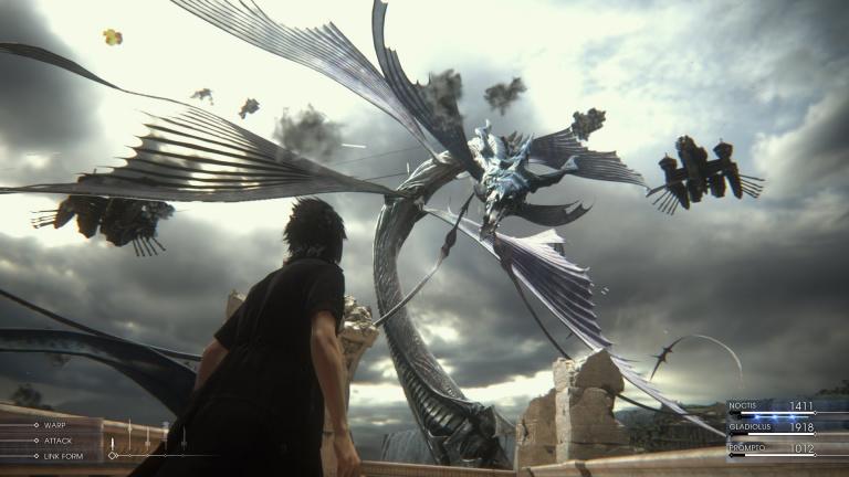 Final Fantasy XV : Un Active Time Report prévu pour janvier 2016