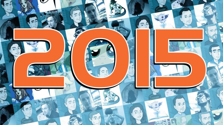 Nos coups de cœur pour l'année 2015