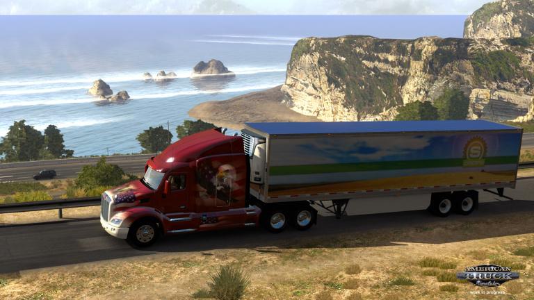 American Truck Simulator sortira le 3 février
