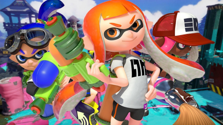 Splatoon évoque son futur