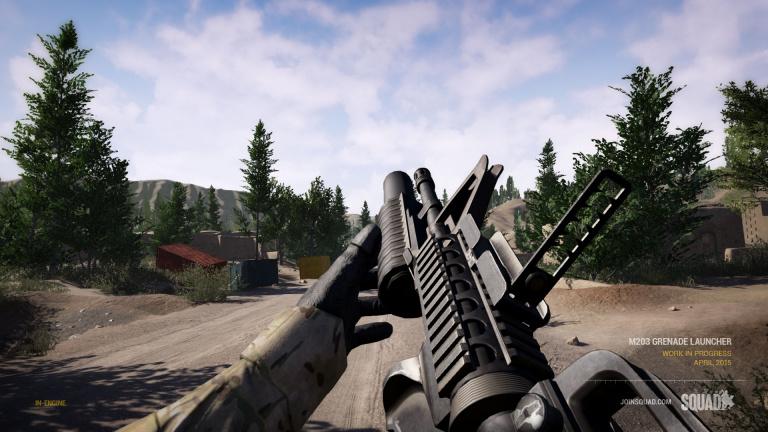 Squad et Unreal Engine 4 : des problèmes de performances pour les utilisateurs de CPU AMD
