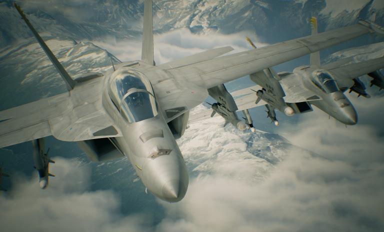 Ace Combat 7 : un projet encore un peu vague... et pas si exclusif