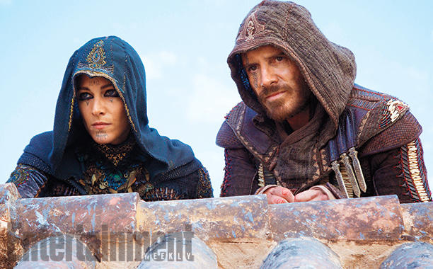 Nouvelle image du film Assassin's Creed