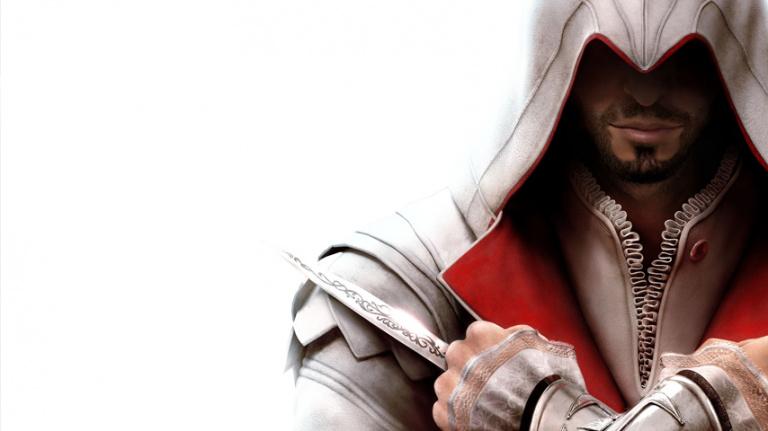 Le saut de la foi dans votre salon avec Ezio Auditore