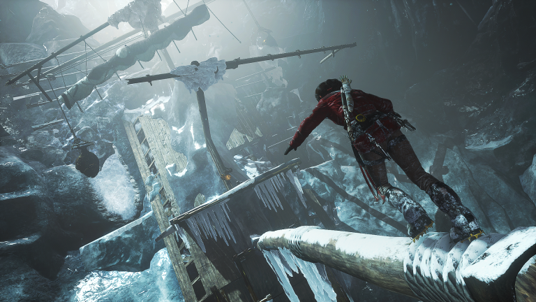 Rise of the Tomb Raider s'est vendu à bien plus d'un million d'exemplaires