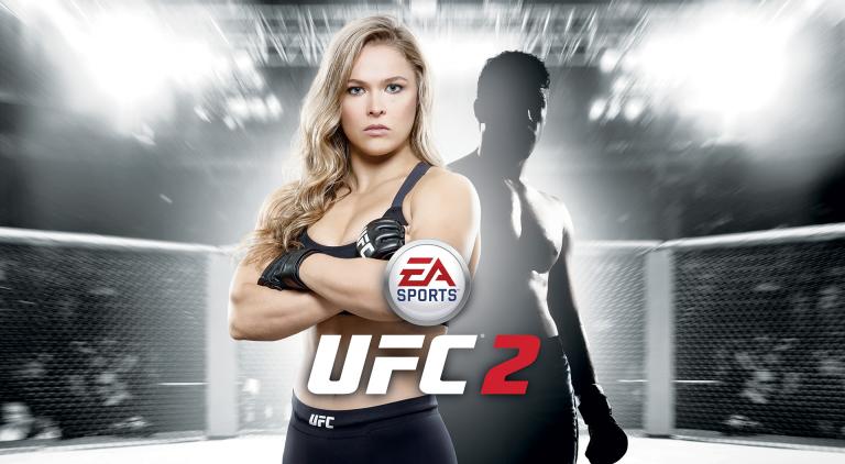 EA Sports UFC 2 : Sortie prévue pour le 17 mars 2016
