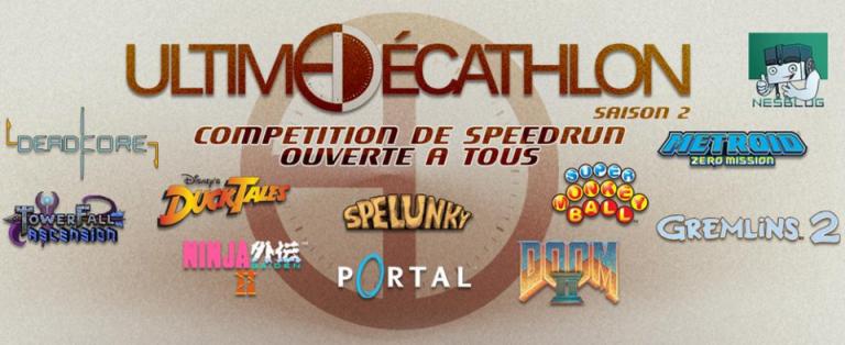 Ultime Décathlon Saison 2 : les VOD du tournoi de ce week-end