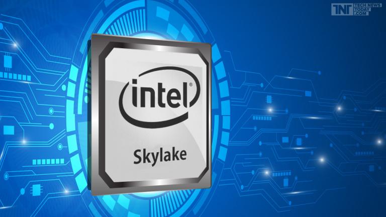 Les processeurs Intel Skylake victimes d'un bug (mais corrigé par Intel)