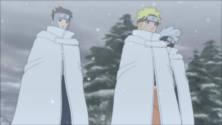 Naruto Shippuden : Ultimate Ninja Storm Collection annoncé sur Playstation 3