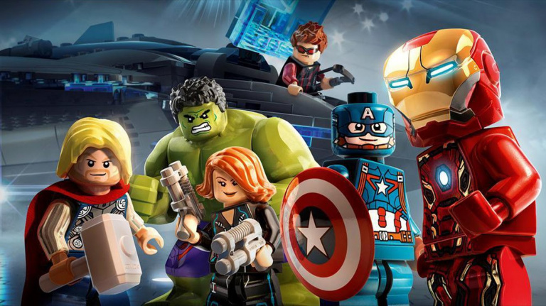 du contenu gratuit civil war et ant man pour lego marvel avengers