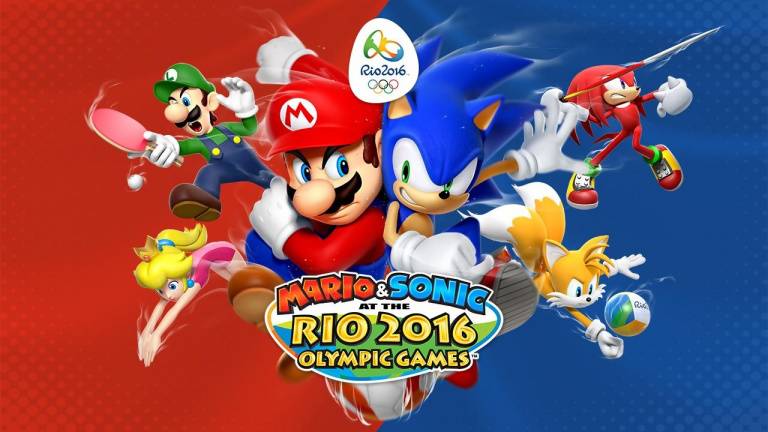 Mario & Sonic aux Jeux Olympiques de Rio 2016 en août sur Wii U
