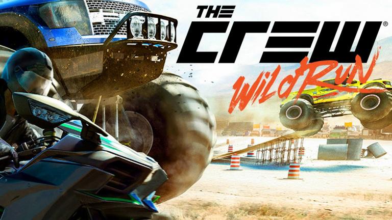 Une nouvelle mise à jour pour The Crew Wild Run