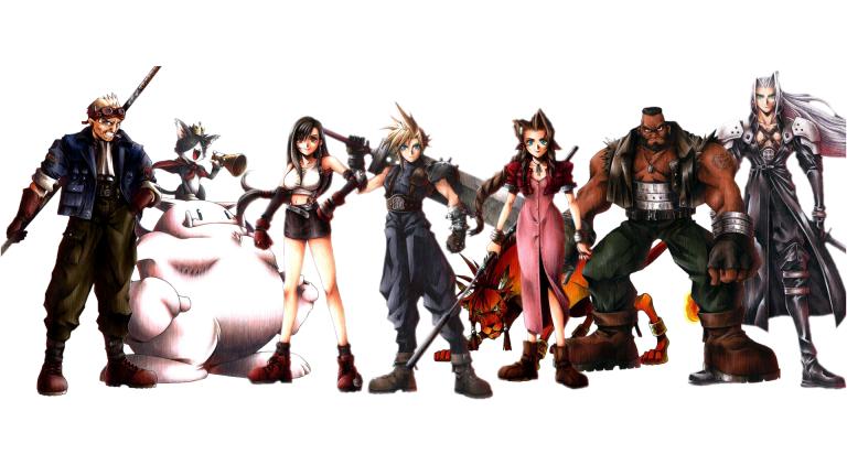 Final Fantasy VII, Bayonetta, Undertale et Yoshi Island sur Gaming Live ce week-end