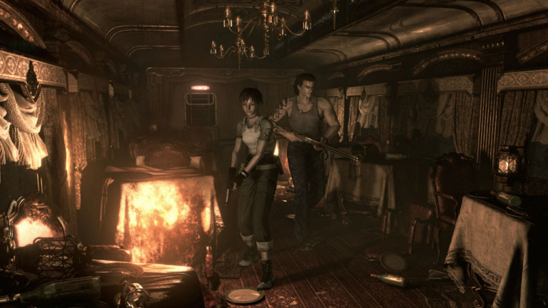 -20% sur Resident Evil 0 !