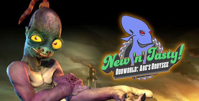 Oddworld New 'n' Tasty arrive demain sur Vita