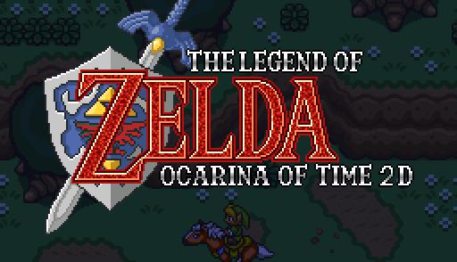 Zelda : Ocarina of Time 2D - À quoi ressemblerait OoT sur Gameboy ?