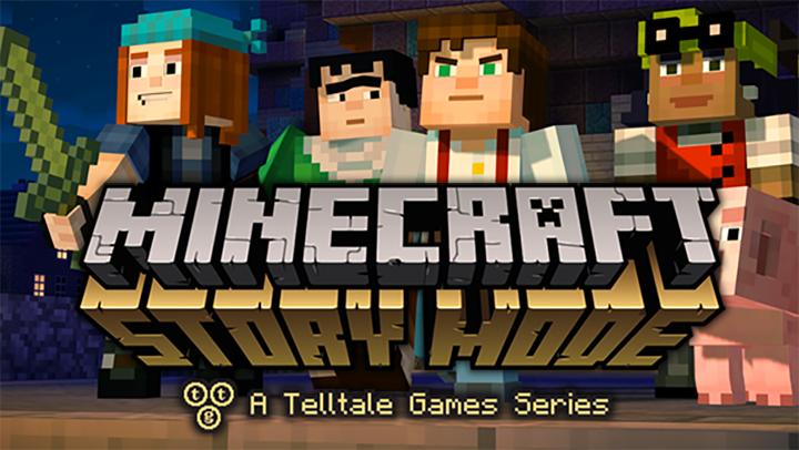 Minecraft : Story Mode arrive le 21 janvier sur Wii U