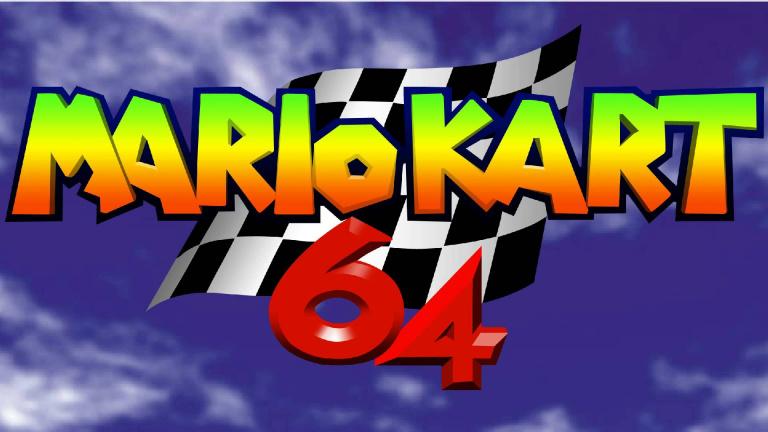 Mario Kart 64 de retour sur la console virtuelle Wii U dès demain