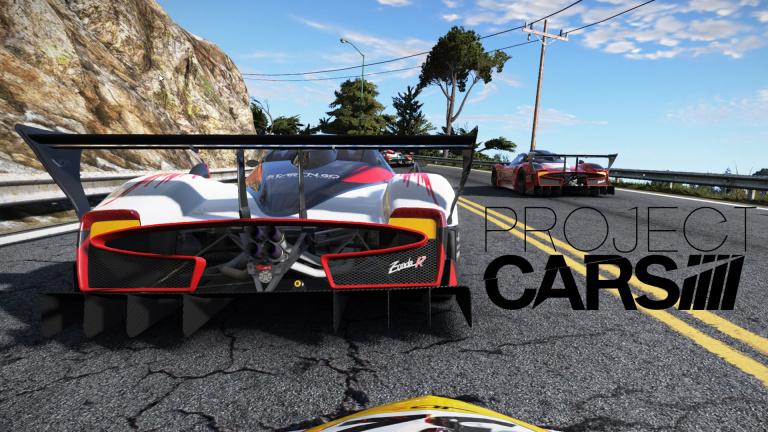Project CARS sera un titre de lancement pour l'Oculus Rift