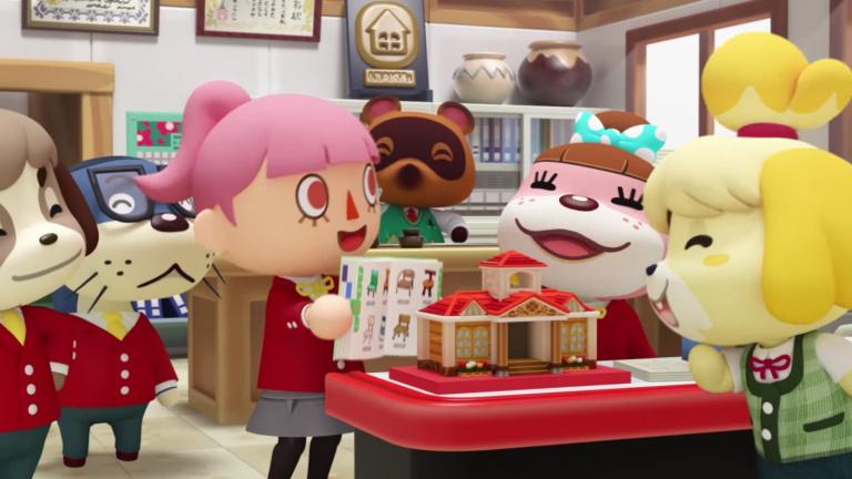 Quatre amiibo animal Crossing arrivent en magasin le 18 mars