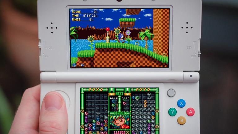 Des classiques de SEGA arrivent sur 3DS