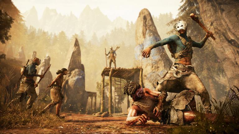 Far Cry Primal : Après 4 heures de jeu, nos nouvelles impressions sur un des blockbusters de février