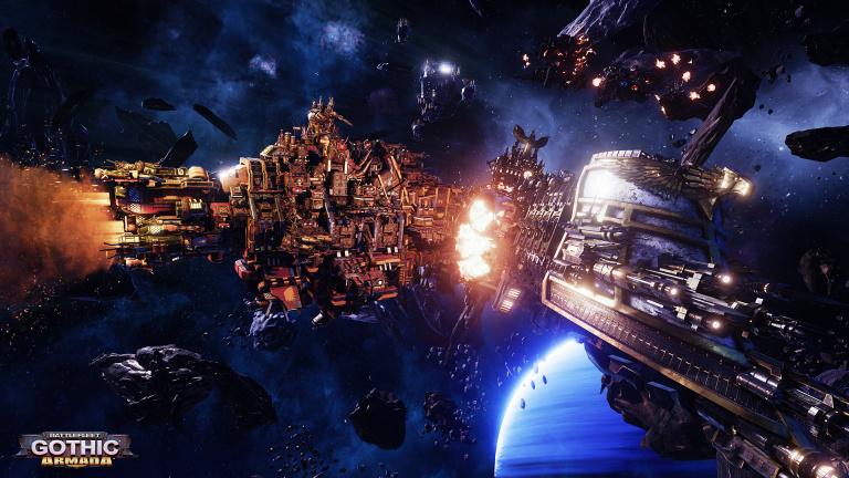 Battlefleet Gothic : Armada présente ses bonus de précommande