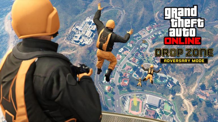 """GTA Online : Le mode """"Capture d'ozone"""" et de nouvelles sportives"""