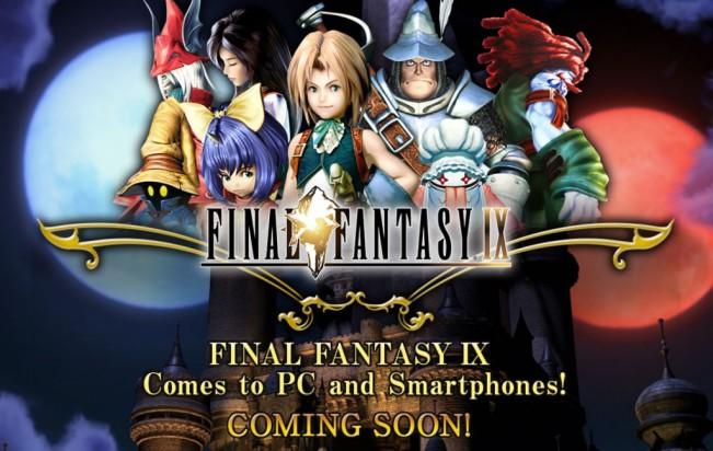 Final Fantasy IX sur mobiles, c'est pour très bientôt !