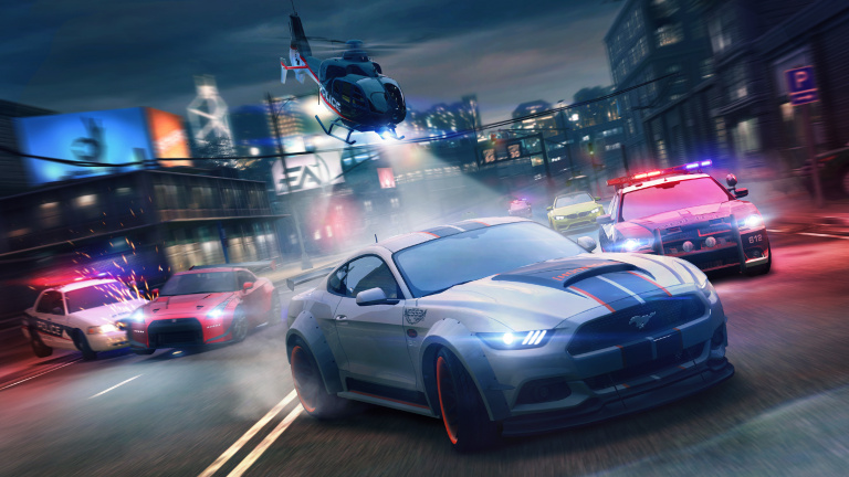 Need for Speed dévoile son Showcase