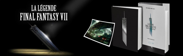 Final Fantasy VII : Un nouvel ouvrage chez Third Editions